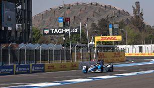 El Autódromo Hermanos Rodríguez en la Fórmula E de este año