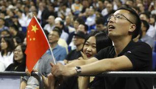 Cancelan actividades de la NBA en Shanghái
