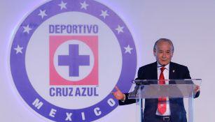 Álvarez Cuevas tiene ahora todo el control deportivo de La Máquina