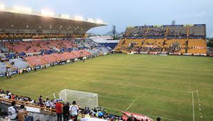 El estadio de Dorados previo a un partido