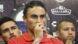 Leobardo López, capitán y voz de los jugadores de Veracruz