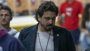 Amaury Vergara lamentó la muerte de su padre