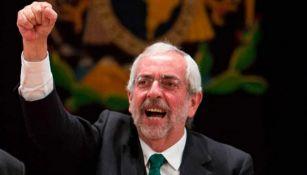 Enrique Graue, en un evento