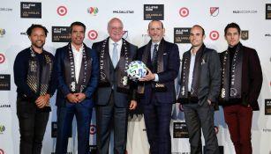 Reunión entre representantes de la Liga MX y la MLS