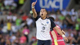 Rogelio Funes Mori, delantero de Rayados