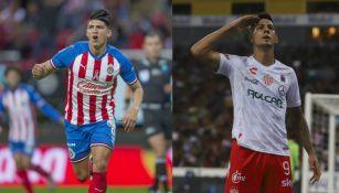 Pulido y Quiroga, campeones de goleo del Apertura 2019