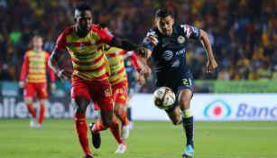 Morelia vs América en Semifinales de la Liga MX
