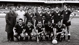 Once campeón del América en la Temporada 1965-66