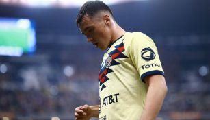 Federico Viñas en lamento con las Águilas