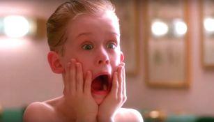 Maculay Culkin protagonizando 'Mi pobre angelito'
