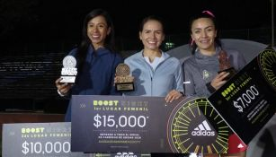 Ganadoras del Adidas Boost Night 2019