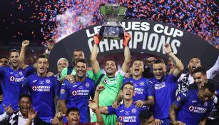 Cruz Azul levantó la Leagues Cup