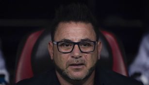 Antonio Mohamed en Final del Apertura 2019