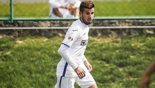 Pablo Ceppelini marcó el tercer gol de La Máquina