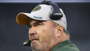 McCarthy en un juego con los Packers