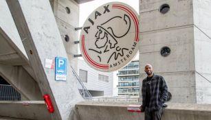Ryan Babel en su regreso a Ajax