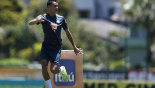 Reinier se prepara para las Olimpiadas con Brasil Sub 23