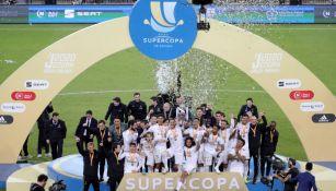 Real Madrid Campeón de la Supercopa de España