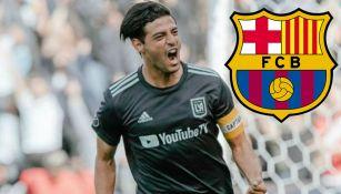 Carlos Vela, en festejo de gol