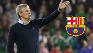 Barcelona estaría interesado en contratar a Quique Setién