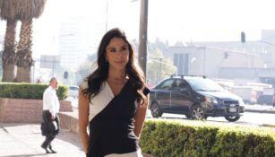 Paola Rojas, periodista de Televisa