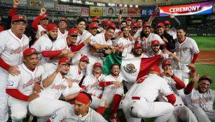México en el Top 5 del ranking mundial de beisbol