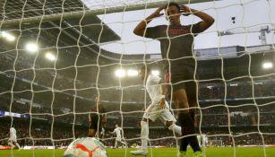 Sevilla fue derrotado ante el Real Madrid, por la J20 de LaLiga