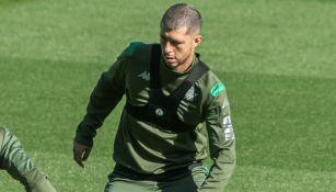 Guido Rodríguez se estrenó con Betis