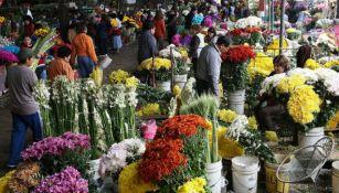 Mercado de Flores de Xochimilco
