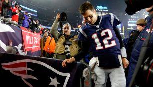 Tom Brady podría salir de Patriots