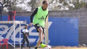 Nicolás Sosa debutará con León ante Pachuca