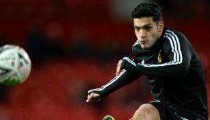 Raúl Jiménez candidateado para Manchester United y Chelsea