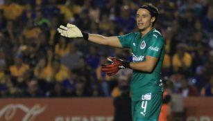 Toño Rodríguez hablando sobre Chivas