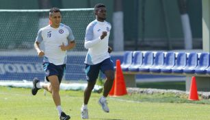 Cruz Azul: Jonathan Borja podría debutar ante Chivas