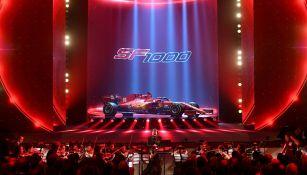 Presentación del SF1000 de la Escuderia Ferrari