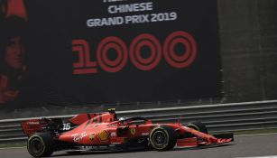 F1 confirmó suspensión del Gran Premio de China