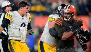 NFL quitó suspensión a Myles Garrett