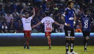Necaxa recibe a Querétaro con cuentas pendientes por la Liguilla pasada