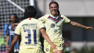 América Femenil debe vencer a Monarcas para ser líder de la Liga