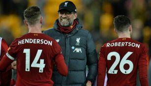 Liverpool podría ganar la Premier League en marzo