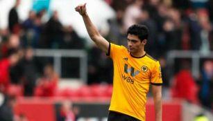 Raúl Jiménez, el mejor en la Premier League en proyección de goles y asistencias