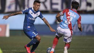 VIDEO: Ricardo Centurión, exjugador de San Luis, anotó golazo con Vélez en Argentina