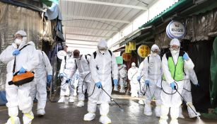 Pospusieron la Liga de Corea del Sur por el coronavirus