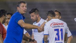 Cruz Azul: Robert Dante Siboldi descartó exceso de confianza ante Portmore United