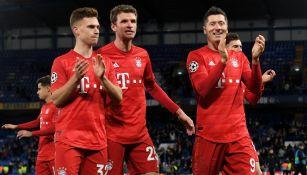 Bayern Munich presentó uniforme conmemorativo por sus 120 años