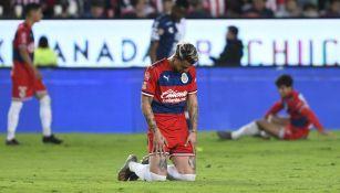 """Chicote Calderón: """"Mis papás no se merecían esto, les dije que la había regado"""""""