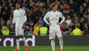 Real Madrid cayó en casa ante el Manchester City