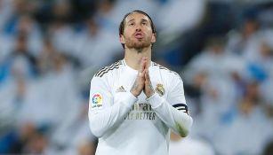 Sergio Ramos pidió al Real Madrid apelar expulsión ante Manchester City