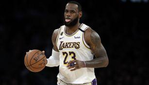 LeBron James no jugaría sin público ante temor de la NBA por coronavirus