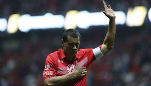 Paulo Da Silva como jugador del Toluca
